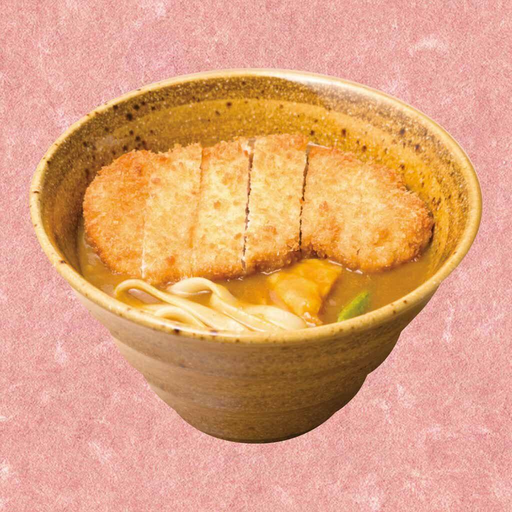 TONKATSU CURRY KISHIMEN