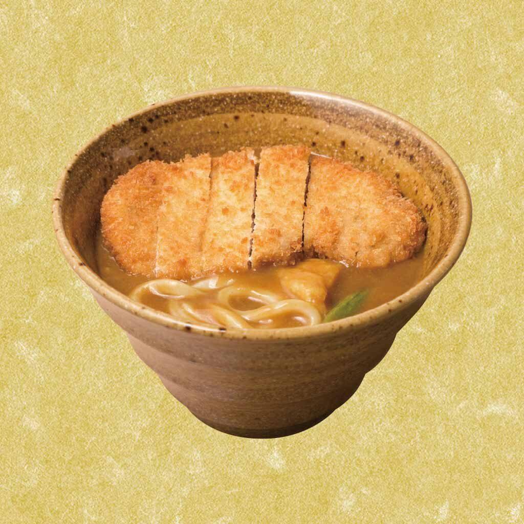 TONKATSU CURRY UDON