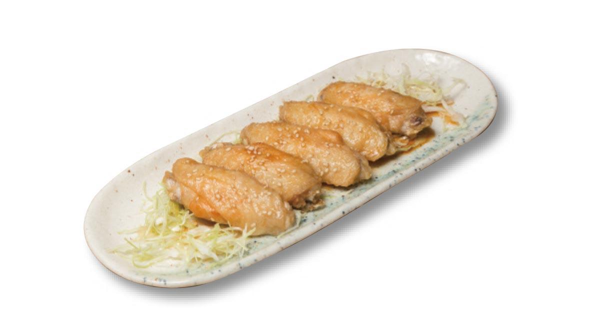 Sagami alette di pollo