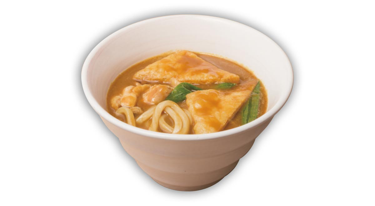 Sagami Curry Udon